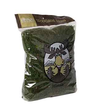 Evergreen Moss Green in a Bag, 2 Cubic Feet